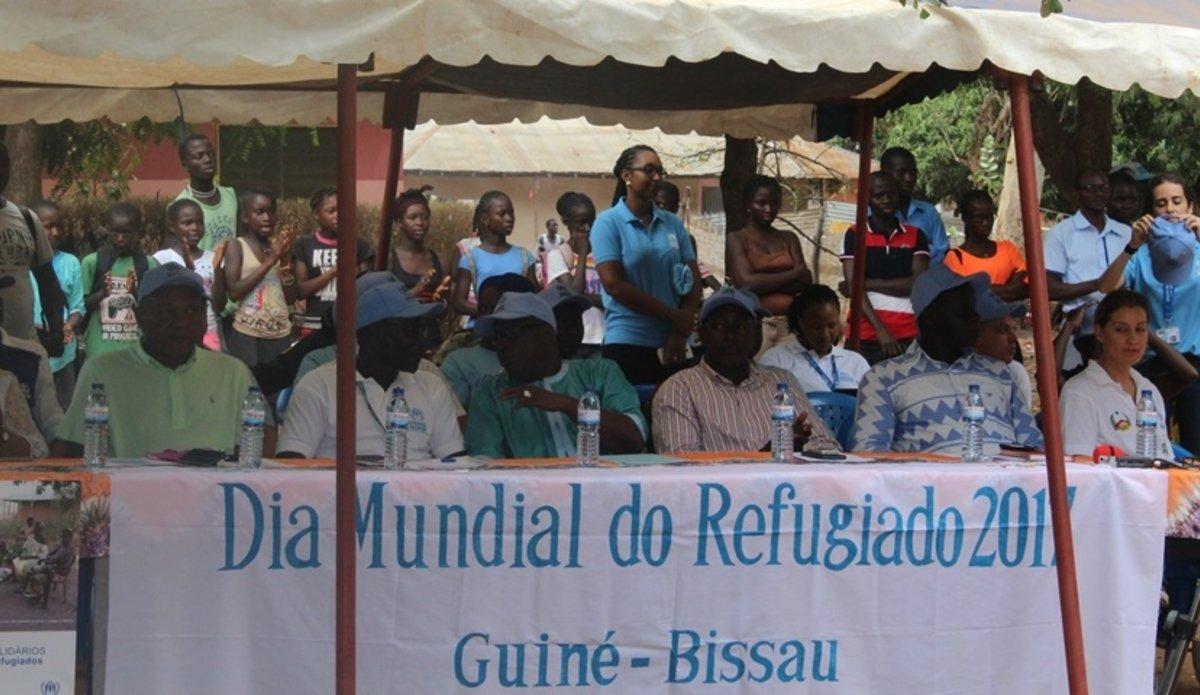Image result for refugiados na guine bissau