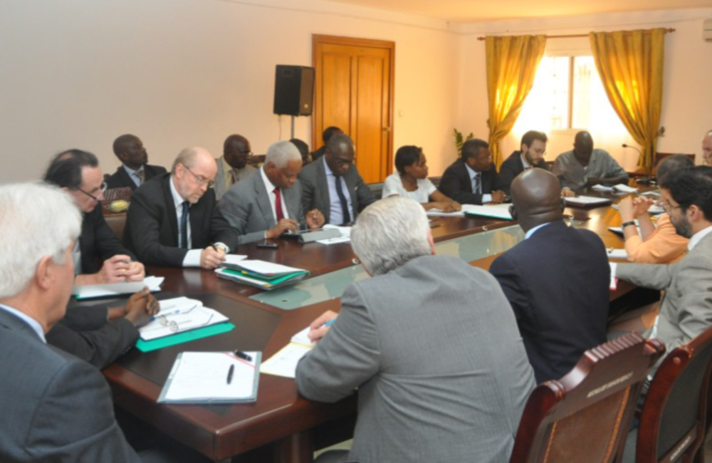 December. Joint UN AU EU ECOWAS CPLP mission in Bissau to resolve crisis