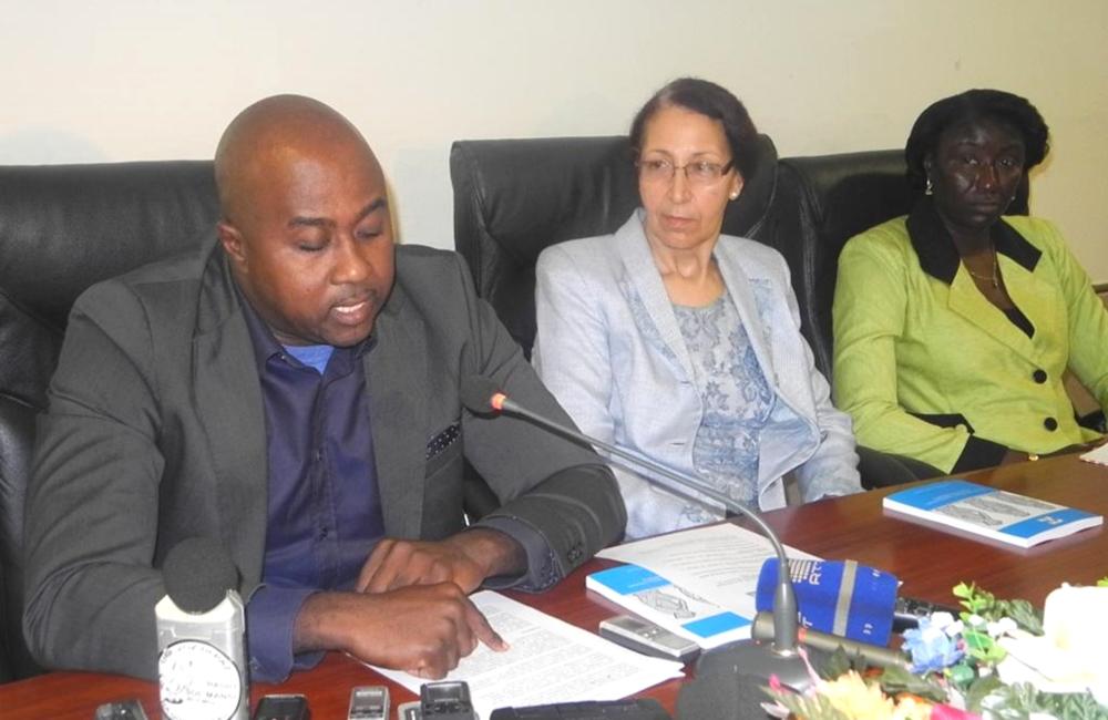 Fevereiro. Apresentação do Relatório 2010-2012 sobre os Direitos Humanos na Guiné-Bissau.