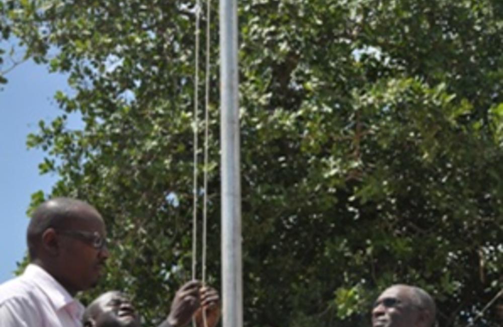 Setembro. ONU abre Escritório de Campo em São Domingos.