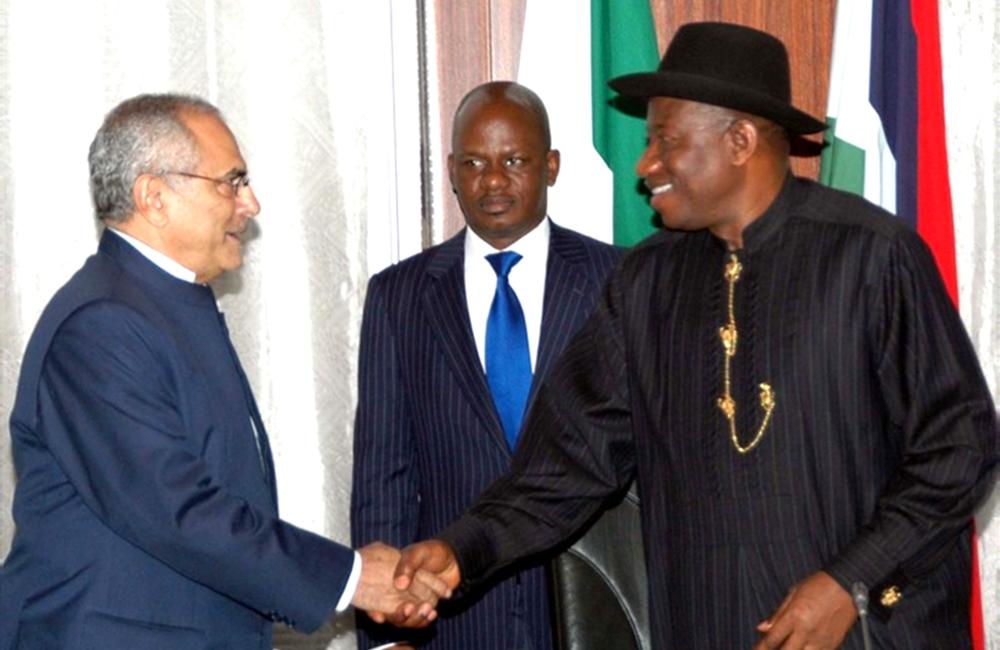 RESG deixou Bissau desde 23 de Fevereiro para uma série de reuniões na Nigéria, Costa do Marfim, Suiça, Bélgica e Portugal.