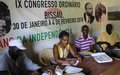 UNIOGBIS realiza visita de monitoramento a partidos políticos nas regiões