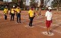 Integração da perspetiva de género na resposta do COVID: Novo Mercado em Bissau