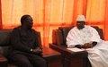 Secretário-Geral Adjunto da ONU Abdoulaye Dieye apelou à implementação rápida do acordo de estabilidade
