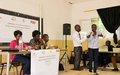 Sociedade civil guineense procura promover a cidadania activa
