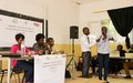 Bissau- Guinean civil society seeks to promote active citizenship