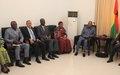 Comunidade internacional exige realização das eleições presidenciais em 2019