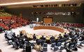Comunicado de imprensa do Conselho de Segurança sobre  Guiné-Bissau