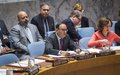 Security Council extends UNIOGBIS Mandate for one year and determines Mission priorities