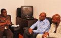 SRSG Mutaboba visited National Electoral Commission headquarters