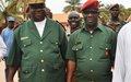 Conselho de Segurança proibe autores do golpe de estado de viajar