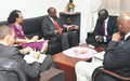 Nações Unidas e a Guiné-Bissau analisam cooperação no domínio da Justiça