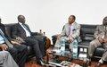 Angola e UNIOGBIS discutem acções futuras na Guiné-Bissau