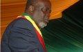Secretário-Geral apela à transferência do poder de acordo com a Constituição