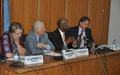 Eleições, insegurança, democracia e segurança alimentar na agenda dos Chefes de Missões