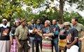 Cidadãos das regiões visitam órgãos de soberania no Dia de Nelson Mandela - 18 de julho