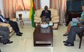 Total normalization in Guinea-Bissau is to come with next November elections - Ambassador Mauro Vieira