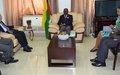 A normalização total na Guiné-Bissau chegará com as próximas eleições de novembro - Embaixador Mauro Vieira