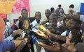 No dia da liberdade de imprensa, ONU e sindicato de jornalistas da Guiné-Bissau pedem apoio aos media face à pandemia