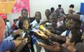 On Press Freedom Day, UN and Guinea-Bissau journalists' union call for media support in the face of the pandemic
