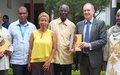"""""""Se as recomendações forem implementadas será o desabrochar de uma nova era de Paz"""" – Presidente da ANP"""
