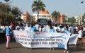 Dia Internacional da Mulher: SRSG Touré convida Bissau-Guineenses a reconhecer o esforço das mulheres para a paz e prosperidade