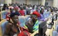 Guineans want firm international community to end the political crisis