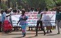 Mulheres e raparigas Bissau-guineenses fazem ouvir a sua voz no Dia Mundial da População