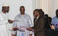 Comunidade Internacional e Guiné-Bissau assinam projeto para apoiar eleições de 2018 - País vai contribuir com 1 milhão de dólares