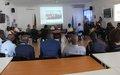 Polícias da Guiné-Bissau  preparam-se para prevenir violência e garantir segurança eleitoral