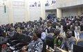 Guineenses consideram urgente a realização da Conferencia Nacional sobre reconciliação