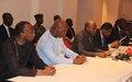 A CEDEAO sublinha a necessidade da implementação efetiva dos acordos de Bissau e Conakri