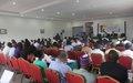 ONU trabalha com políticos da Guiné-Bissau sobre comunicação política