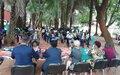 ONU na Guiné-Bissau celebra o dia das Nações Unidas com jovens, virada para o futuro