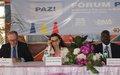 Mulheres guineenses apelam à paz e estabilidade no país