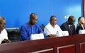 Governo, PAM e UE cofinanciam estudo sobre o custo da fome na Guiné-Bissau