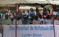 Guiné-Bissau empenhada em resolver a situação dos refugiados