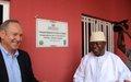 ONU apoia comissão de eleições a estabelecer representações regionais – inaugurada nova sede em Bafatá