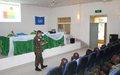 Forças Armadas da Guiné-Bissau treinadas em comunicação
