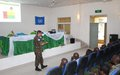 Bissau-Guinean Army improve its media skills