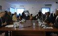 Chefes das Missões de Paz da ONU na Africa Ocidental apelam aos líderes políticos da Guiné-Bissau para se centrarem nas prioridades pós-eleitorais
