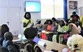 Rede de Mulheres Mediadoras recebe formação de fortalecimento na capacidade operacional