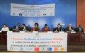 ONU, governo e parceiros internacionais comemoram o Dia dos Direitos Humanos