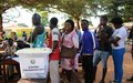 Peaceful vote in Guinea-Bissau to elect next president