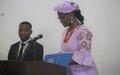 RESG Sori-Coulibaly encerra missão política na Guiné-Bissau apelando a todos actores nacionais para trabalharem juntos pelo país